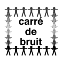 carré de bruit - eps/pdf